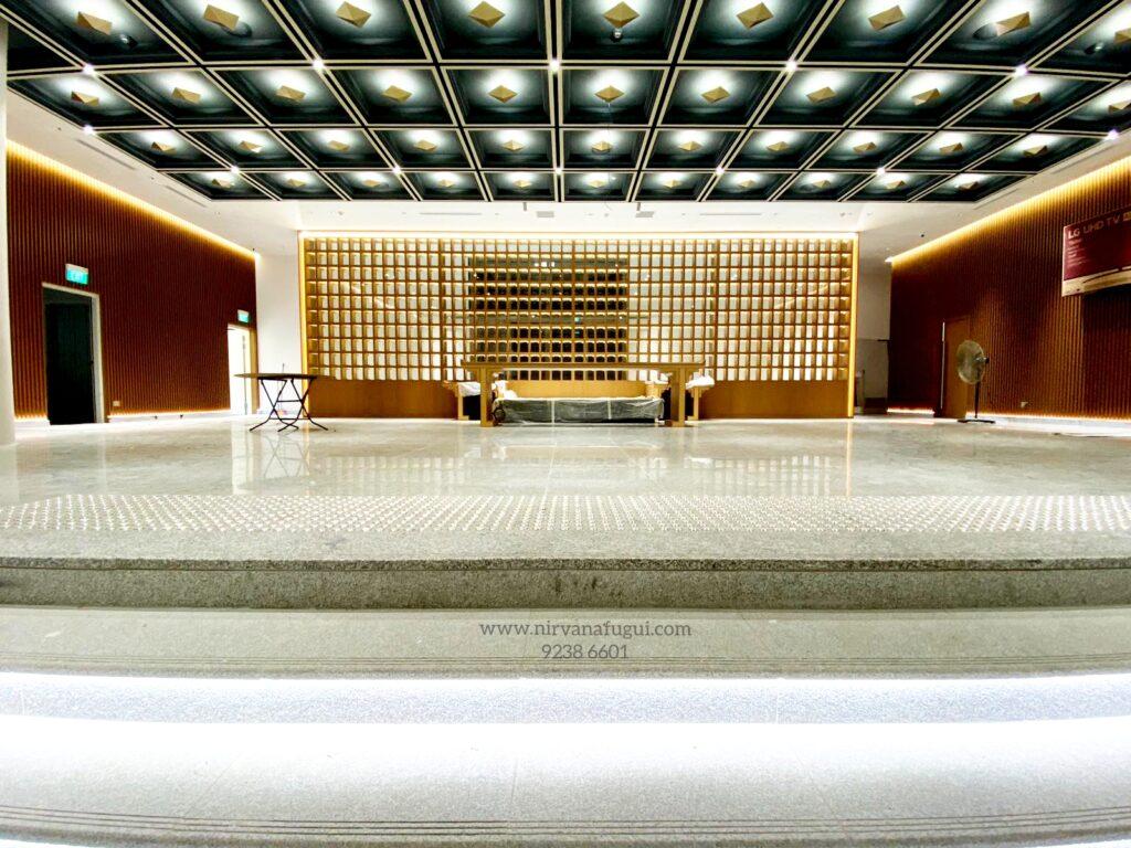 Lin San Temple 灵山寺 Construction Progress